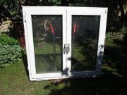Altes Kunststofffenster