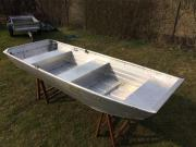 Angelboot Motorboot Aluminium