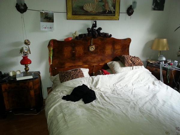 antike schlafzimmer – raiseyourglass, Schlafzimmer