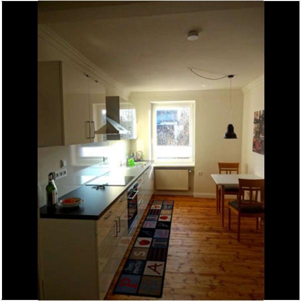 apartment möbliert 2 zimmer küche bad 58m² in karlsruhe ... - Apartment Küche