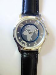 Armbanduhr Uhr Blauer