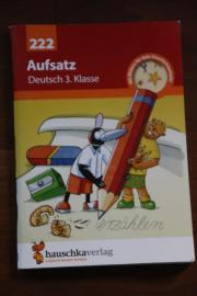 Aufsatz Deutsch 3.