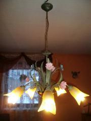 Außergewöhnliche Einzelstücke Venezianische Lampen Krone