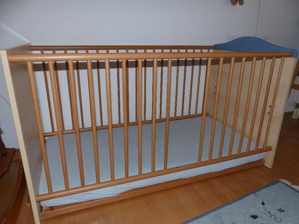 baby gitterbett in heidelberg wiegen babybetten reisebetten kaufen und verkaufen ber. Black Bedroom Furniture Sets. Home Design Ideas