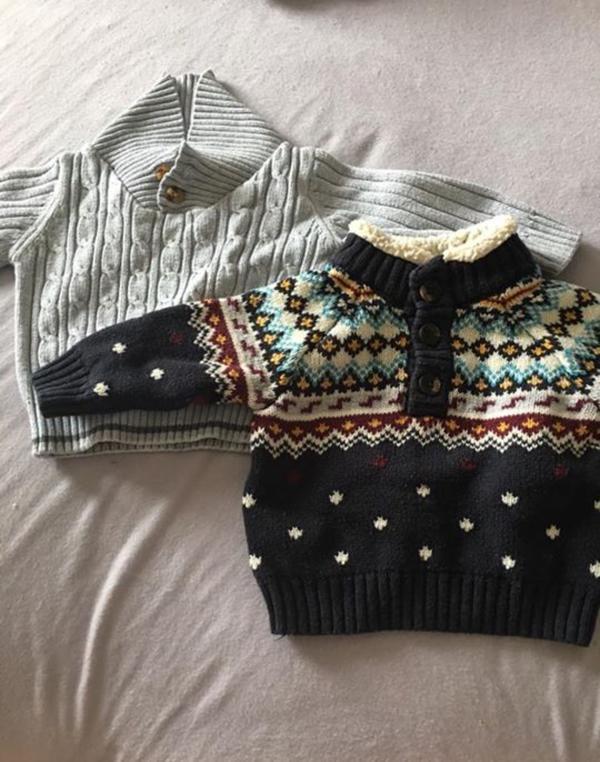 Gebrauchte Babykleidung