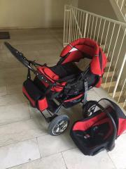 Babywagen komplett mit