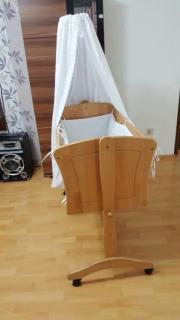 babywiege holz kinder baby spielzeug g nstige. Black Bedroom Furniture Sets. Home Design Ideas