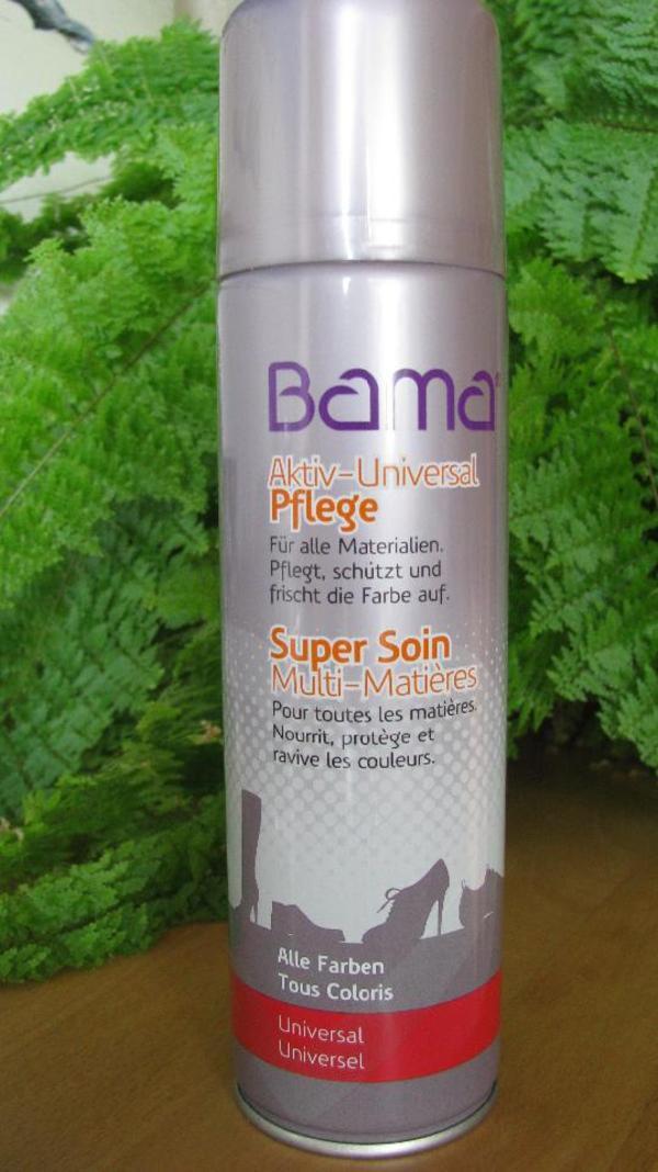 Bama Aktiv-Universal-Pflege Lederpflege Spray für