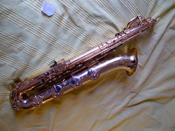 Bariton-Saxophon Selmer » Blasinstrumente