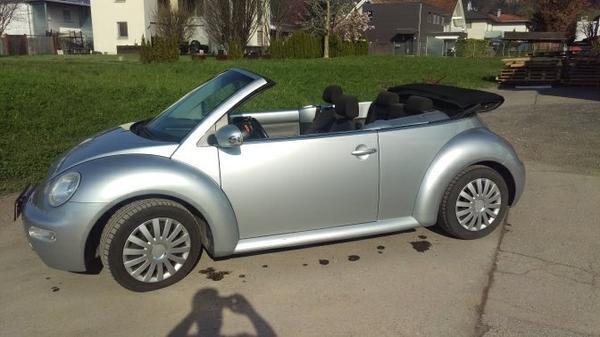 beetle cabrio in dornbirn vw beetle k fer kaufen und verkaufen ber private kleinanzeigen. Black Bedroom Furniture Sets. Home Design Ideas