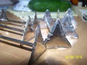 Besteckablage - Messerbänkchen