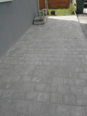 beton mauer verputz