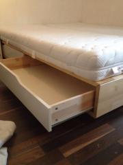mandal bett haushalt m bel gebraucht und neu kaufen. Black Bedroom Furniture Sets. Home Design Ideas