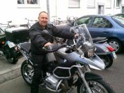 Biete freien Motorrad-