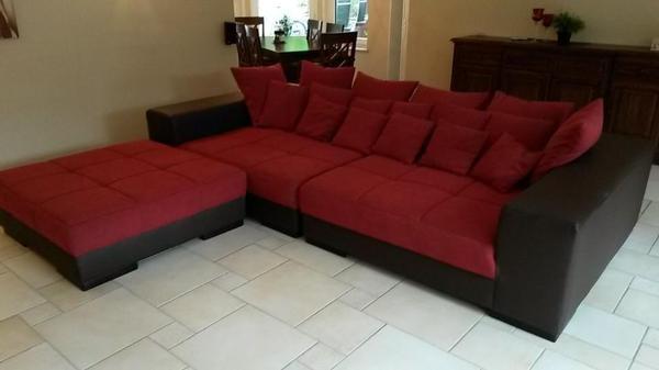 big sofa weich cheap bigsofa marbeya anthrazit x cm antik optik inklusive hocker big sofa with. Black Bedroom Furniture Sets. Home Design Ideas