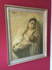 Bild Mutter mit Kind aus