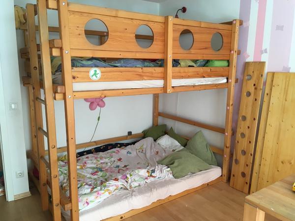 Etagenbetten Billi Bolli : Billi bolli etagenbett über eck doppelbett stockbett