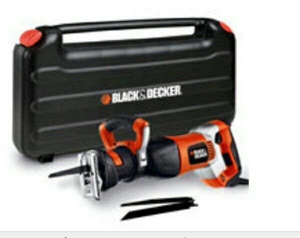 Black + Decker 1050W » Geräte, Maschinen