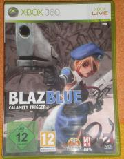 BlazBlue Calamaty Trigger