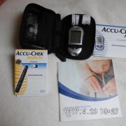 Blutzuckermessgerät ACCU-Check