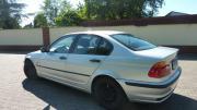 BMW 318i silber