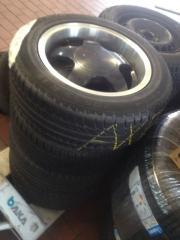 BMW Alufelgen Felgen 3er E 30 / 205- 55 R 15 Reifen Räder gebraucht kaufen  Altlußheim