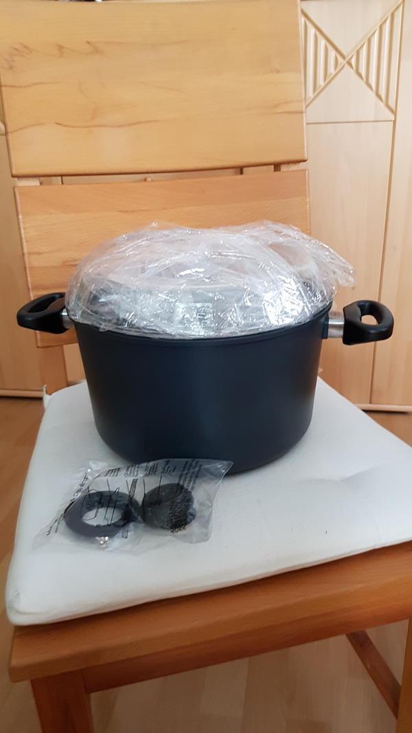 Börner Kochtopf 6` » Geschirr und Besteck