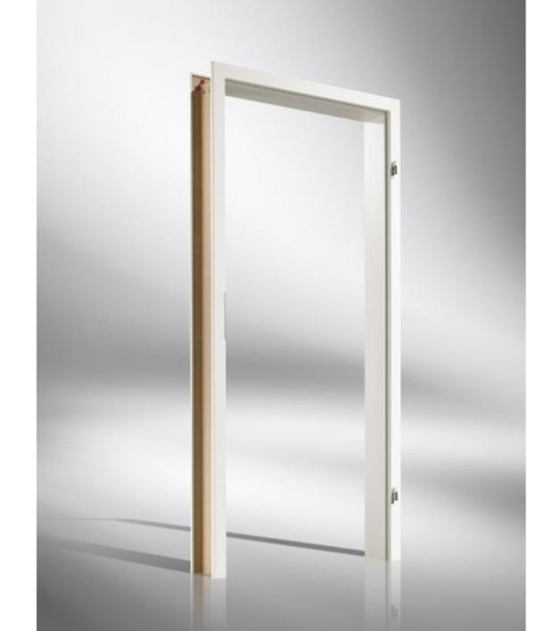 borne zarge cpl weiss h 198 5 cm b 98 5 cm x 26 5 cm din. Black Bedroom Furniture Sets. Home Design Ideas