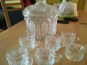 Bowle - Bleikristallglas