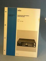 Braun CE 1020 Tuner original