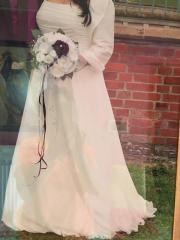 Brautkleid der Marke