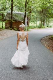 Brautkleid Gr. 34