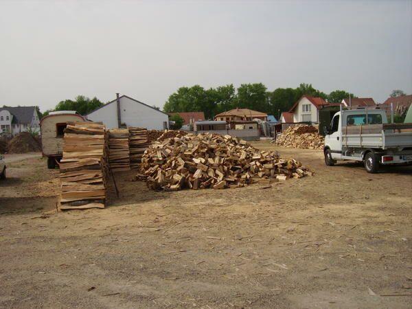 Brennholz Buche Ofenfertig » Holz
