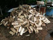 Brennholz Kaminholz Eiche