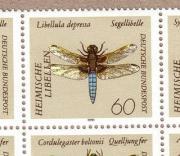 Briefmarken Bund Plattenfehler Zusammendrucke