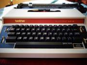 Brother Reise - Schreibmaschine 5513 elektrisch
