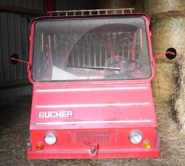 Bucher TRL 2600