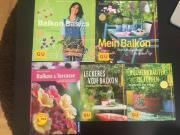 Bücher für Balkon-