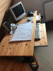 Büro Möbel set