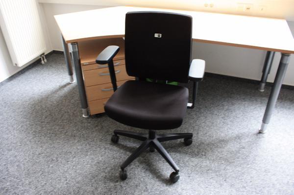 schreibtischstuhl rollen neu und gebraucht kaufen bei. Black Bedroom Furniture Sets. Home Design Ideas