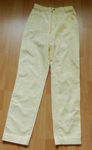 Camaro - Jeans Gr 27 gelb -