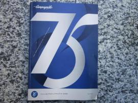 Mountain-Bikes, BMX-Räder, Rennräder - Campagnolo 6 Kataloge 2015-2014-2011-2010-2008-2003 Rennrad