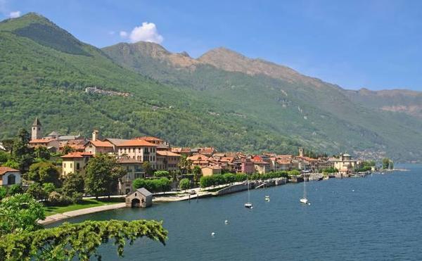 Campingurlaub am Lago Maggiore Cannobio