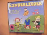 CD Kinderlieder zum