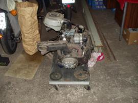 Oldtimer, Youngtimer - Citroen Motor AM2 Typ M28