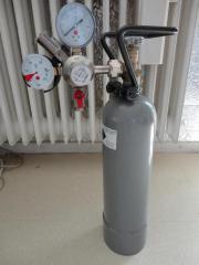 CO 2 Flasche