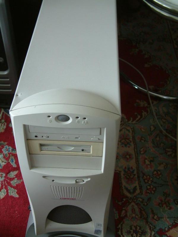 Compaq SP 750 internetfähig und