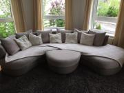 Sofa halbrund  Couch Halbrund - Haushalt & Möbel - gebraucht und neu kaufen ...