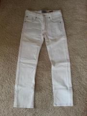 CQS weiße Jeans für Jungs