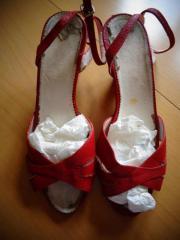 Damenschuhe Schuhe Sandaletten Gr 37